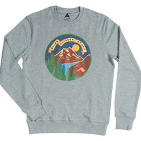 CAMP TIME CREW NECK