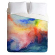 Jacqueline Maldonado Torrent 1 Duvet Cover