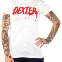 Dexter Girls T-Shirt - Logo