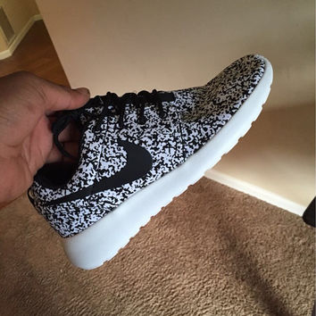 Nike Roshe Run Custom Print