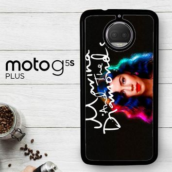 Marina And The Diamonds Z1529  Motorola Moto G5S Plus Case
