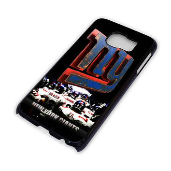 NEW YORK GIANTS Samsung Galaxy S6 Case Samsung Galaxy S3 S4 S5 S6 Edge Plus Mini Note Case Cover