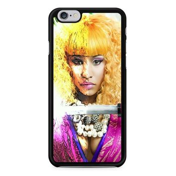 Selena Quintanilla Nicki Minaj iPhone 6/6S Case