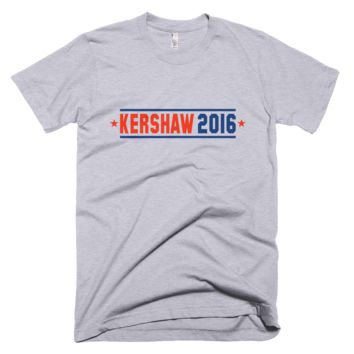 Kershaw 2016 for President T-Shirt