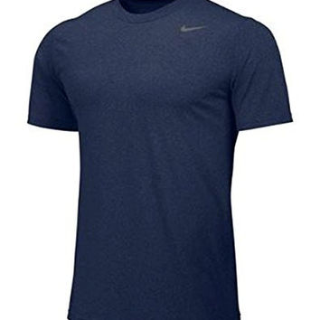 Nike Mens Short Sleeve Legend - Navy - XL