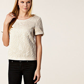 Edma Short Top, Selected Femme