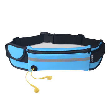 2016 New Waterproof Men Waist Belts Multifunctional Bum Waist Pouch Fanny Cellphone Packs Women Travel Bags Men's Waist Packs