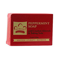 Nubian Heritage Bar Soap Peppermint - 5 Oz