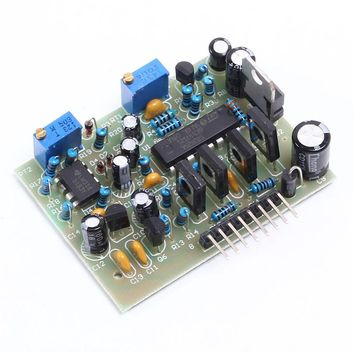13-40KHz Inverter Driver Board SG3525 LM358 High Current High Frequency Adjustable DC 12-24V Driving 5000W