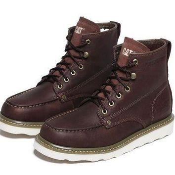 Timberland Icon Nubuck with Rubber Sole Black Dark brown Waterproof Boots