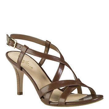 Cole Haan Bartlett Leather Heeled Sandals