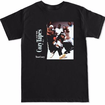 Cozy Tapes 2 Hip Hop Trap Rap Kanye Drake Kendrick Asap Rocky Ferg Mob T Shirt
