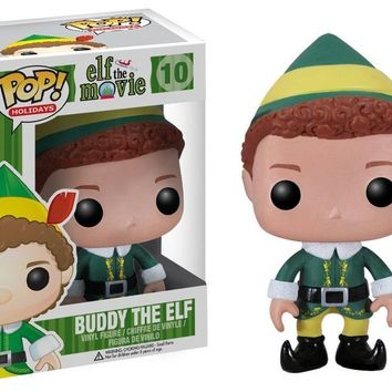 Buddy the Elf Funko Pop! Holidays