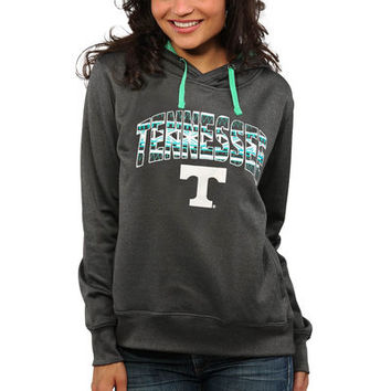 Tennessee Volunteers Women's Sport Fleece Hoodie - Charcoal