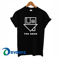 the neighbourhood logo T-shirt men, women adult unisex size