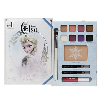 e.l.f. Disney Elsa Snow and Ice Beauty Book | Walgreens