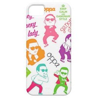 Gangnam Style Mix Dance Steps Mix iPhone 5 Case from Zazzle.com