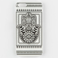 Hamsa Iphone 5/5S Case White/Black One Size For Women 25184316801