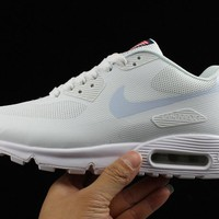 "Nike Air Max 90 Flag ""White"" Men Running Sneaker"