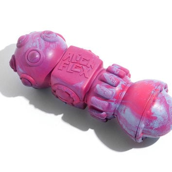 Alien Flex Space Station | Dog Toy