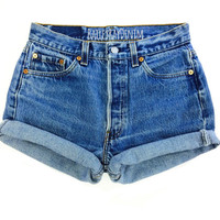 Vintage Levi Shorts High Waisted Denim Shorts Jeans - All Sizes -  Back to School