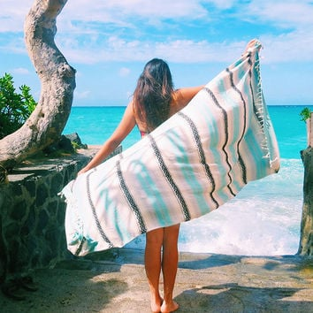 Baja Beach Blanket Towel