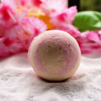 Cherry Lemonade Bath Bomb