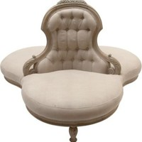 One Kings Lane - Samantha Knapp, Tiger Lily's - Tri- French Tufted Seat