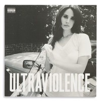 Lana Del Rey 'Ultraviolence' Double LP Vinyl Record - Black