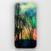 crazy sky iPhone & iPod Skin by Haroulita | Society6
