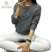 Women's Pullovers fashion spring sweater