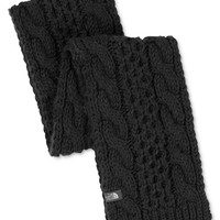 The North Face Cable-Knit Minna Scarf