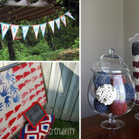 Red, White, and YOU 4th of July Invitation Ideas (and Everything Else You Need to Host the Perfect Party)
