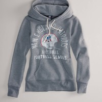 New England Patriots NFL Hooded Popover | American Eagle Outfitters