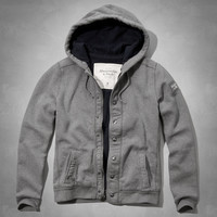 East River Trail Hooded Jacket