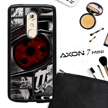 Anime Naruto Sharingan X4954 ZTE AXON 7 Mini Case