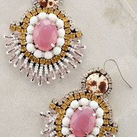 Ahila Beaded Drops by Anthropologie