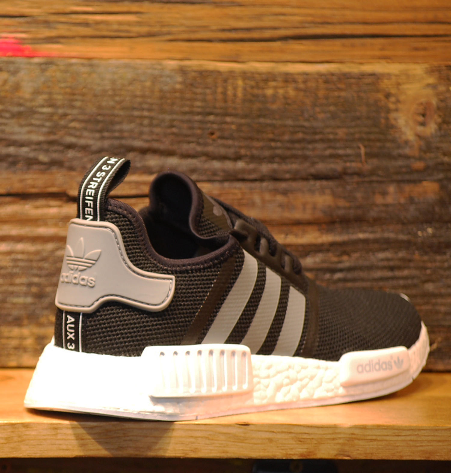 NMD R1 Black Charcoal S31504 Adidas from On The EDGE a643684bf6