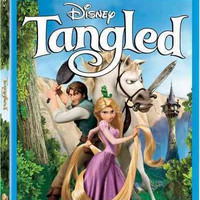 Tangled (2011/2 Disc Combo/Br/Dvd/Ws-1.78/Eng-Fr-Sp Sub)