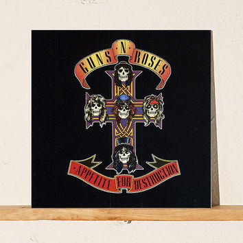 Guns N' Roses - Appetite For Destruction LP | Urban Outfitters