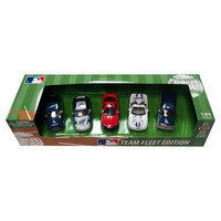 Top Dog 5-Piece Diecast Gift Set - MLB Los Angeles Dodgers