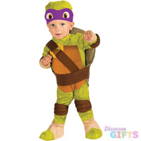 Toddler Boy's Costume: Teenage Ninja Mutant Turtles Leonardo 2T-4T