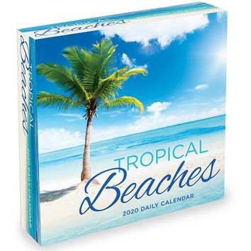 Tropical Beaches Daily Page Desktop