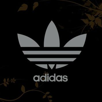 Adidas Classic Decal for your Car, Walls, Laptops, iPhone, iPad and Water bottles.