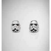 Star Wars Storm Trooper Studs - Spencer's