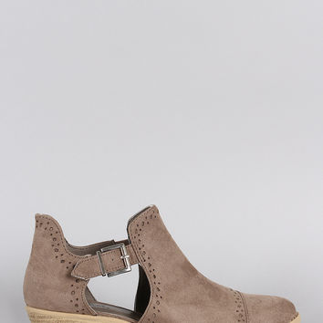 After Dark Boots in Taupe