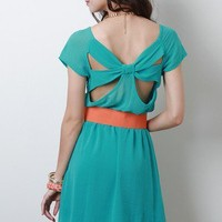 Bow Beauty Dress
