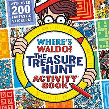Where's Waldo? the Treasure Hunt Where's Waldo? ACT CSM
