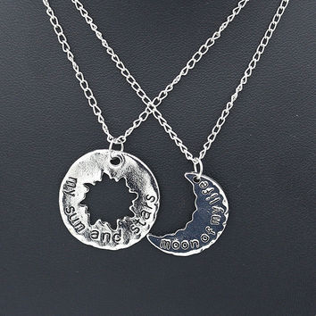 Jewelry New Arrival Stylish Shiny Game Of Thrones Necklace = 4806954180