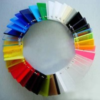 Difference between Acrylic Sheet and Common Glass